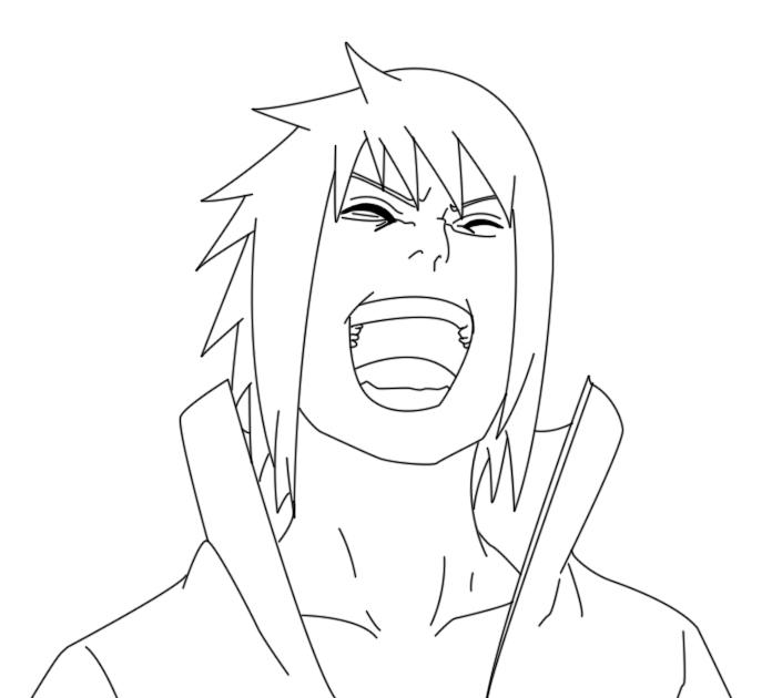 Naruto y sasuke para dibujar facil - Imagui