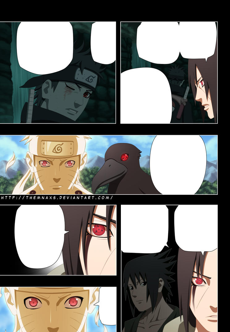Naruto 550 p 12 by themnaxs