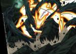 Wooden Dragon VS Kurama
