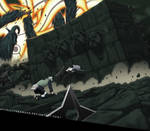 Naruto 608 - Kakashi's Resolve! by themnaxs