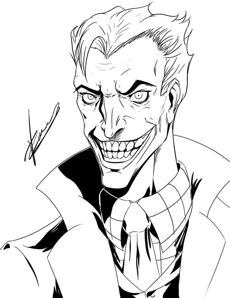The joker by themnaxs