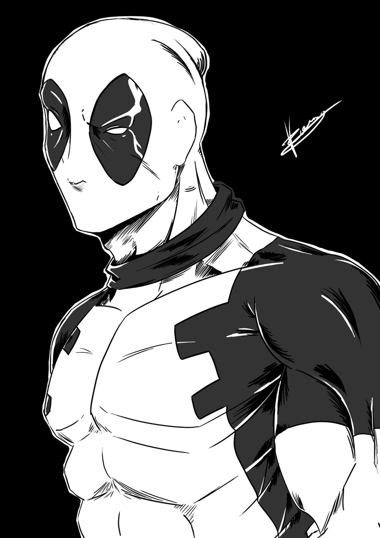 Deadpool by themnaxs