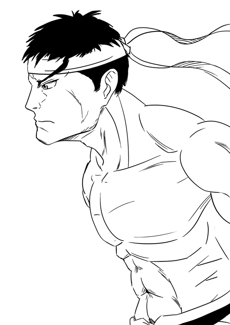 Ryu by themnaxs