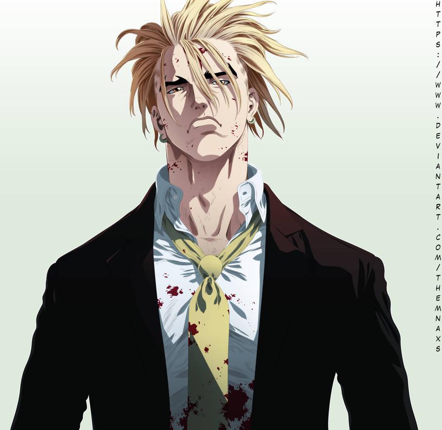 Ken Kitano Anime by themnaxs