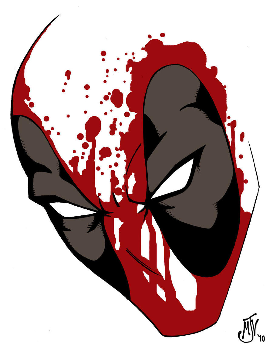 Deadpool Tattoo By Vulture34 On Deviantart