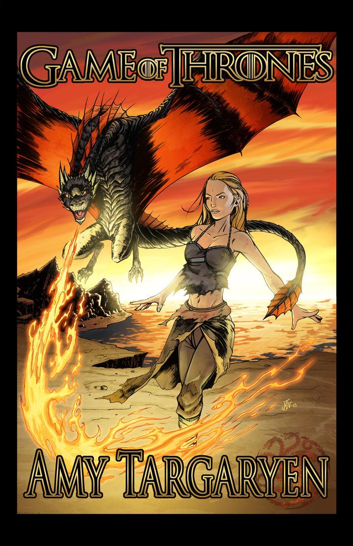 Amy Targaryen by Vulture34