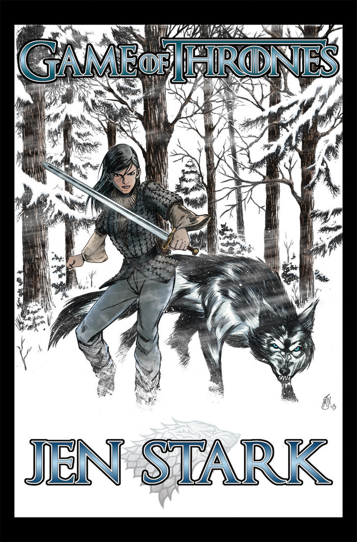Jen Stark2 by Vulture34
