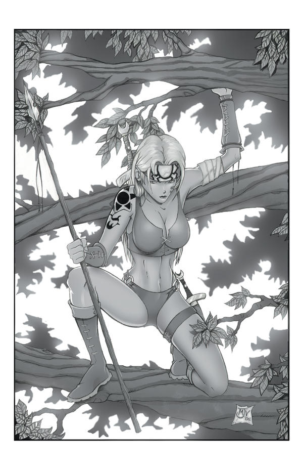 Wildflower: Cassandra by Vulture34