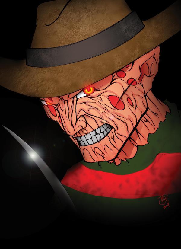 Freddy Krueger by Vulture34