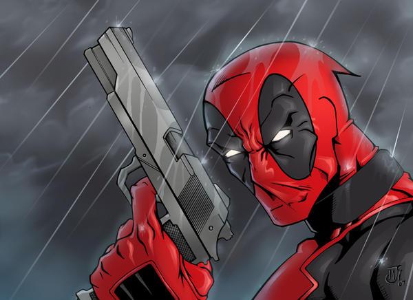 Deadpool Wallpaper by Vulture34