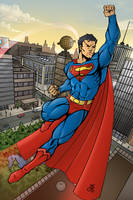 Superman by Vulture34
