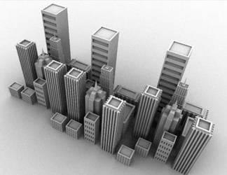 Big City Life by sinusdigital