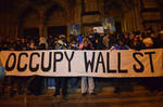 Occupy Wall Street honors Dr. Martin Luther King