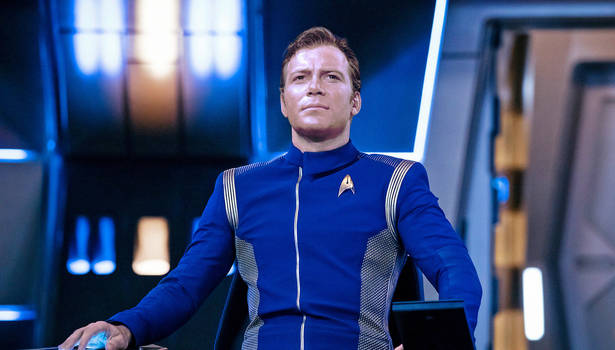 James T. Kirk - Discovery