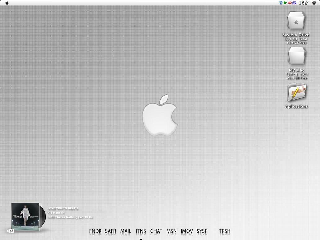 September Desktop by Pavu1on