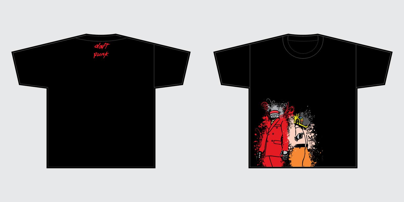 Daft T-shirt by Pavu1on