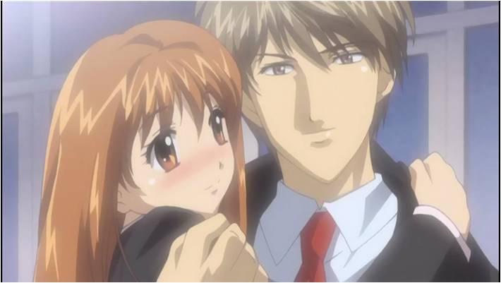 Naoki Irie And Kotoko Aihara