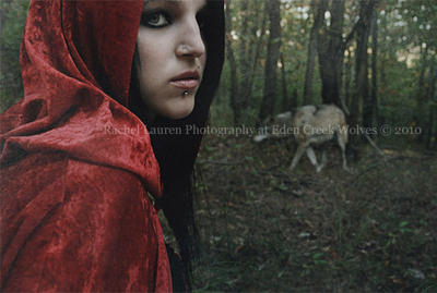 Little Red Riding Hood by SorrowfulSolitude