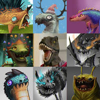 ArtVsArtist by Save-The-Dinosaurs