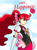 Aino Karen ( cure happiness) by Smileverse
