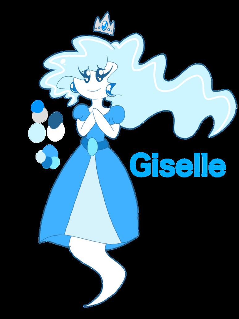 Mario Oc: Princess Giselle of Fantasma Kingdom  by Smileverse