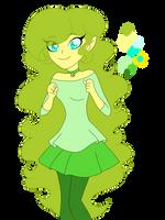 My hero Academia OC: Flora Flores by Smileverse