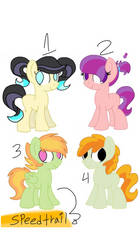 Unused MLP NG Kids For sell OPEN PT2 by Smileverse