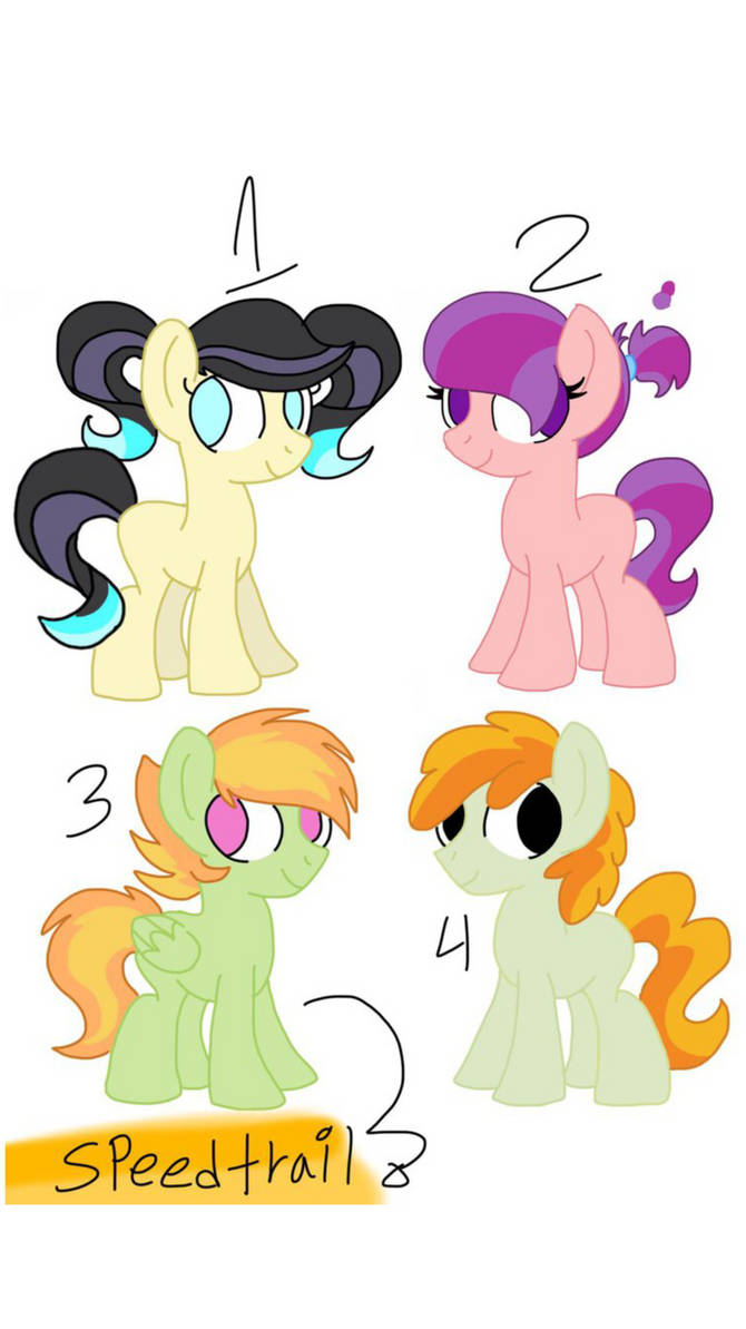 Unused MLP NG Kids For sell OPEN PT2