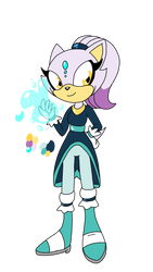 SONIC ADOPT: SILVAZE KID CLOSED by Smileverse