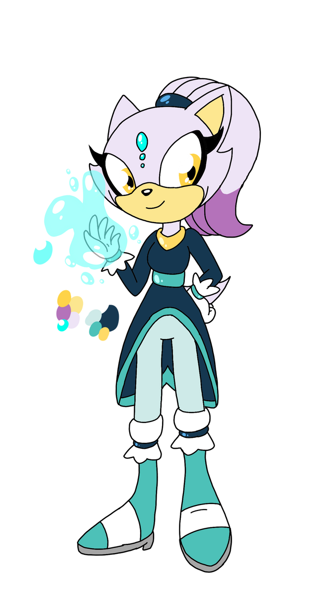 SONIC ADOPT: SILVAZE KID CLOSED