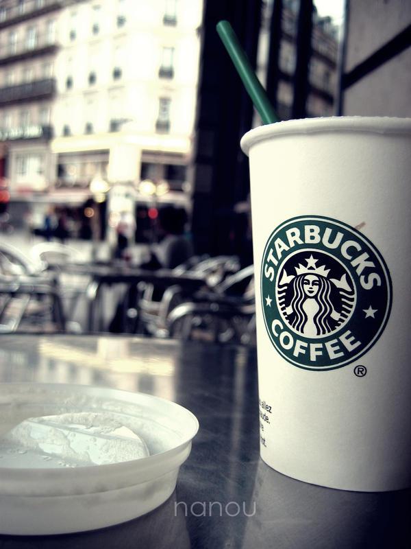 My Choice Starbucks Suri Dong S Blog