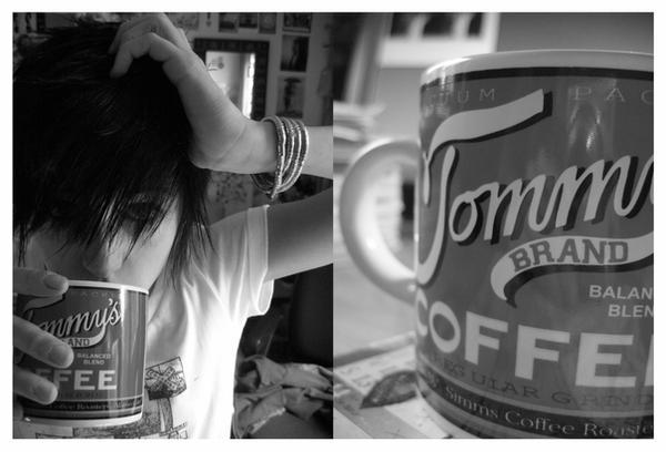 vintage coffee by llnanooll