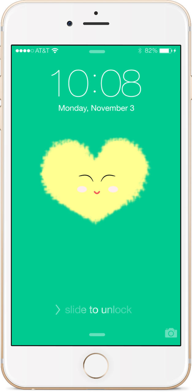 Cute Love Wallpaper IPhone 6S By Lirking20
