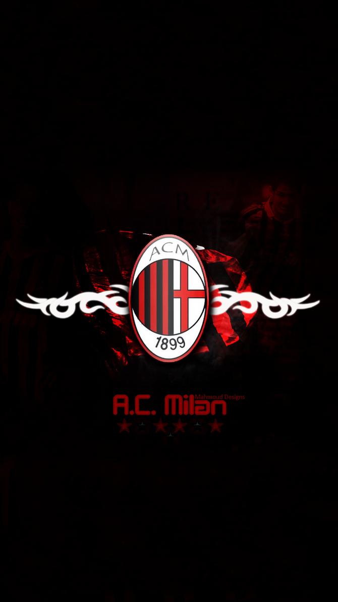 Ac Milan Wallpaper Iphone 6s By Lirking20 On Deviantart