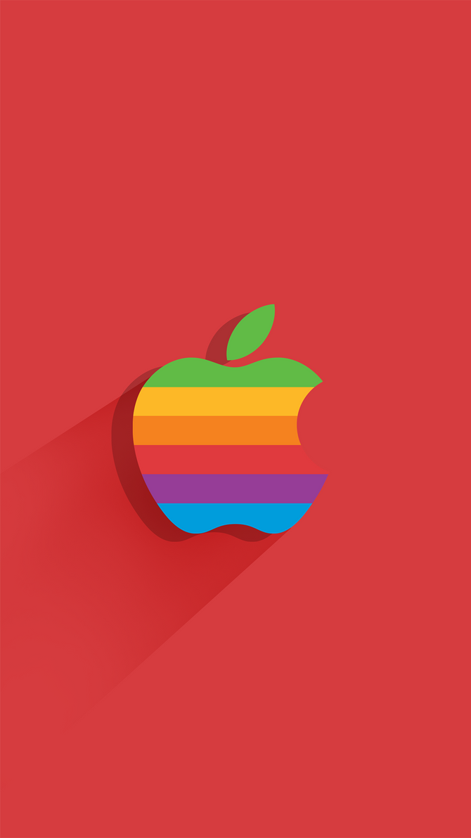 Apple Logo Wallpaper IPhone 6S Plus By Lirking20