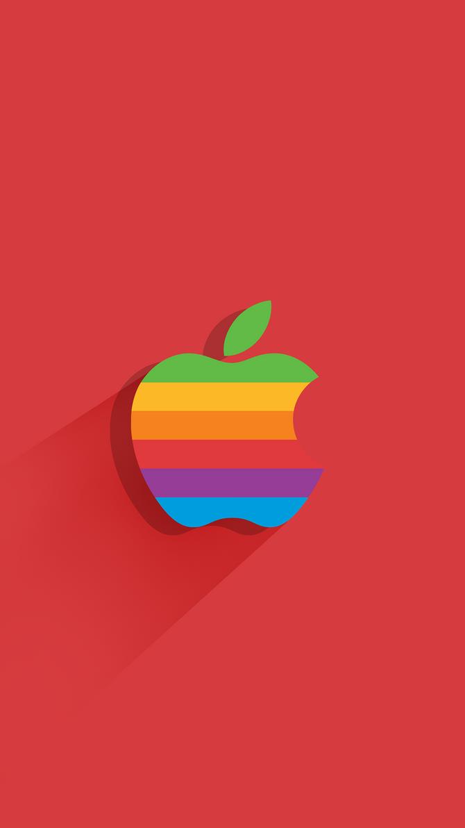 Apple Logo Wallpaper Iphone 6s Plus By Lirking20 On Deviantart