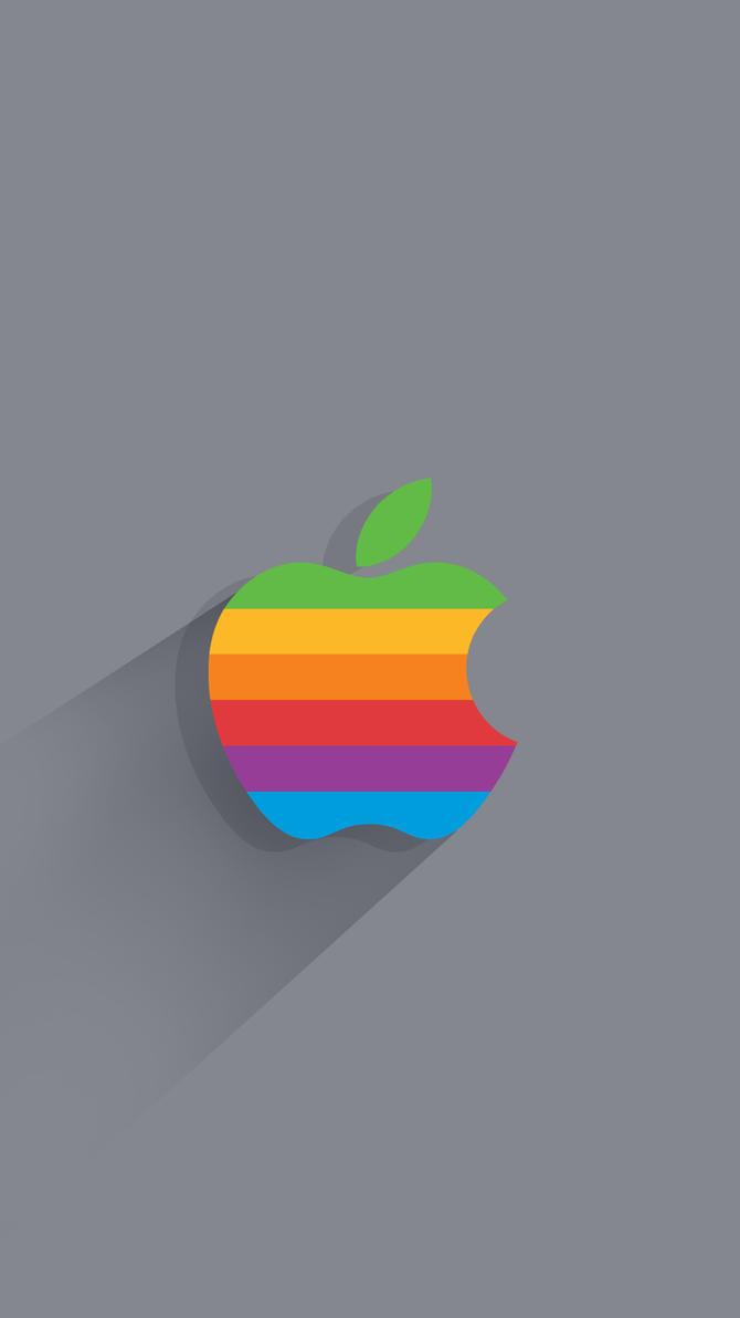 Wonderful Wallpaper Logo Iphone 6 - apple_logo_wallpaper_iphone_6s_plus_by_lirking20-d9zvfe8  HD_100754.jpg