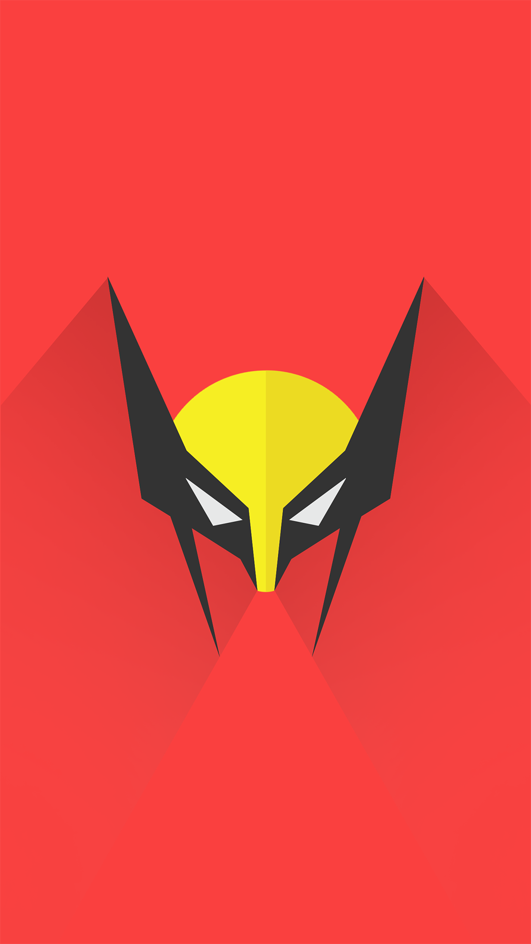 wolverine logo wallpapers iphone 6s plus by lirking20 on