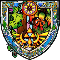 Stained Glass Keese by idleideas