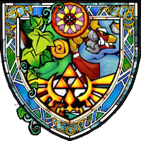 Stained Glass King of Red Lions by idleideas