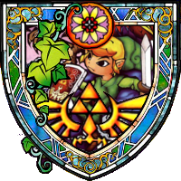 Stained Glass Link 2 by idleideas