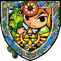 Stained Glass Link 3 by idleideas