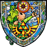 Stained Glass Link 4 by idleideas