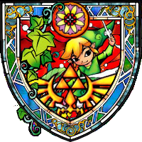 Stained Glass Link 6 by idleideas