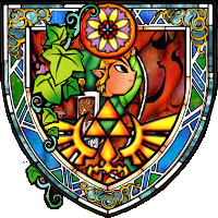 Stained Glass Link 7 by idleideas