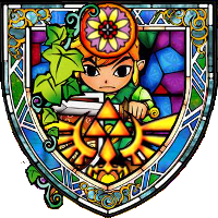 Stained Glass Link 8 by idleideas
