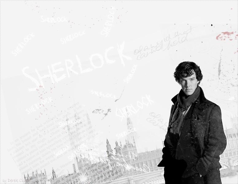 Sherlock BBC wallpaper by DerekClyde ...