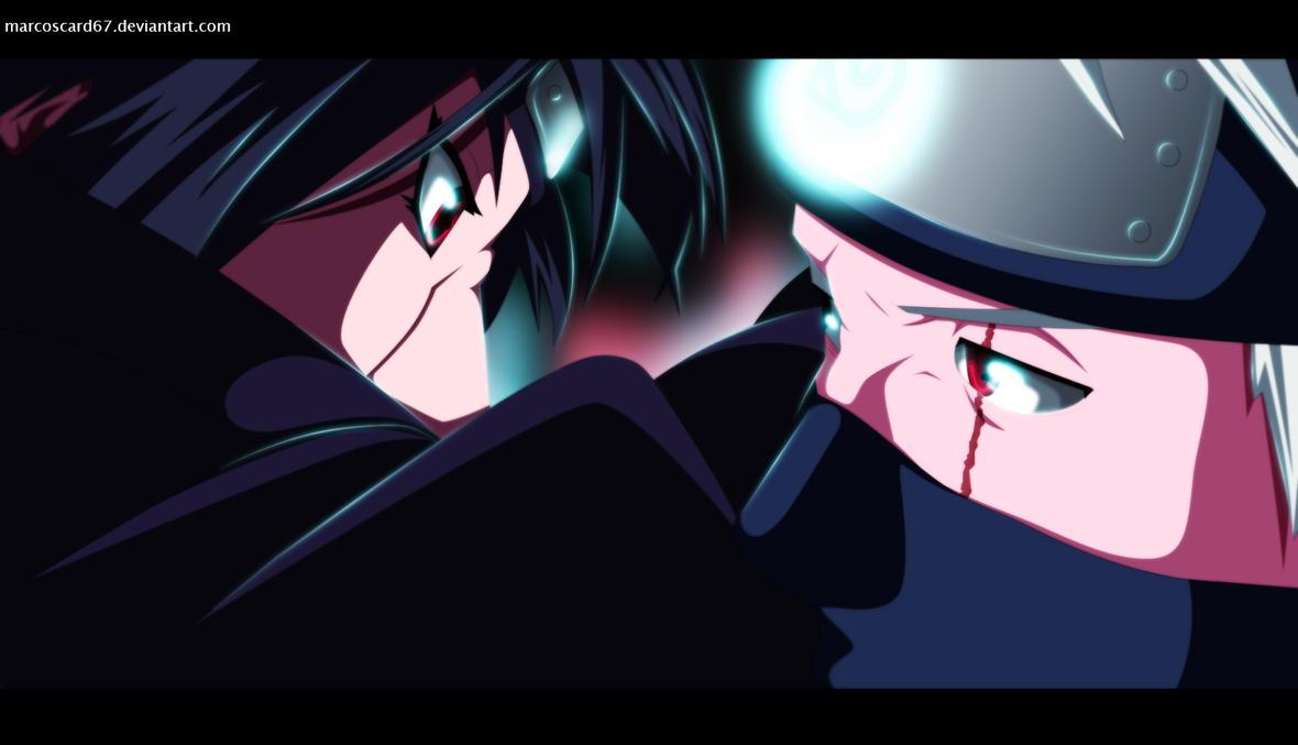 Uchiha Itachi VS Hatake  Uchiha Itachi Vs Kakashi