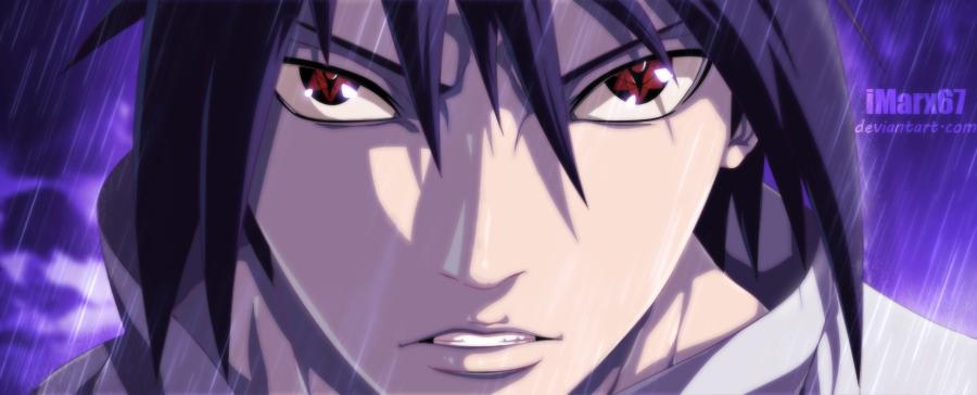 Sasuke by iMarx67