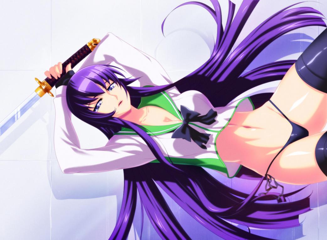 Saeko by Eroishi